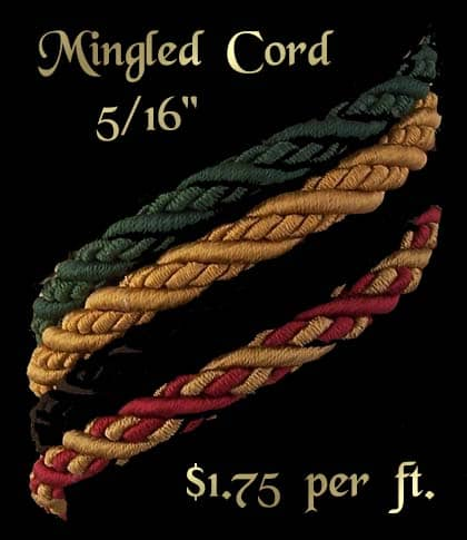 Mingled Colors Cord