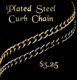 Plated Steel Chain