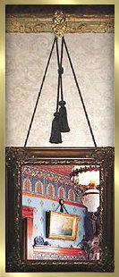 Examples Of Mid To Late 19th Century Picture Hangings